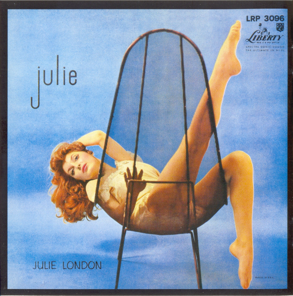 sexiest julie london